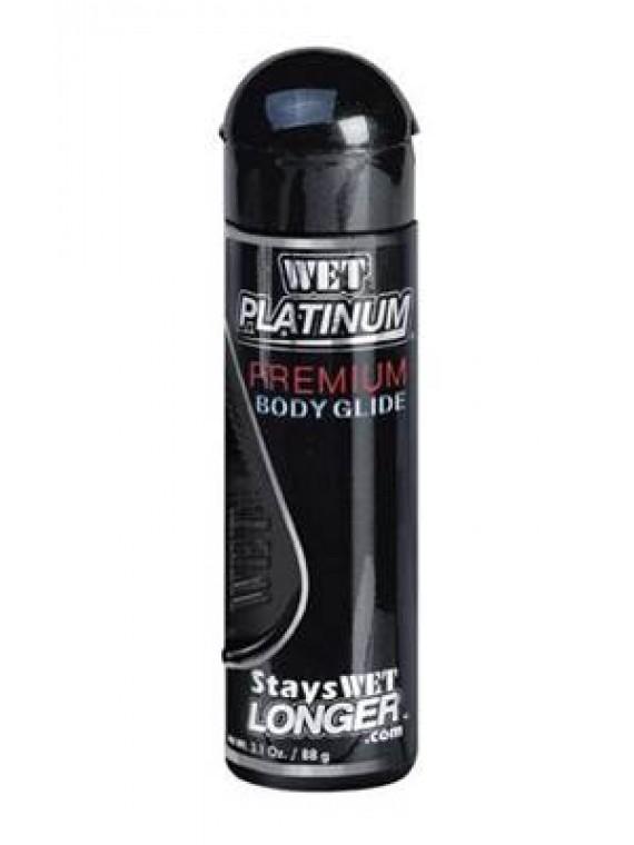 Wet Platinum Premium Body Glide 88grm
