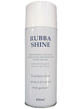 Rubber Shine - Latex Wear Aerosol ~ 400ml